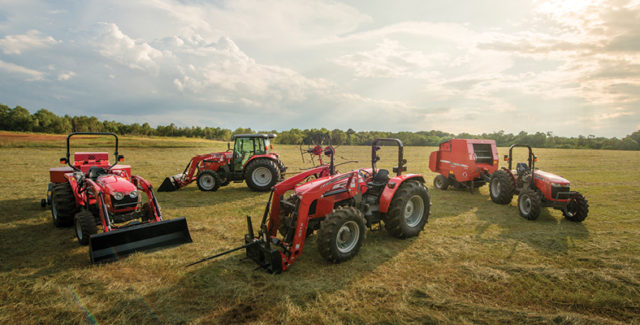 Massey Ferguson Compact and Utility Tractors
